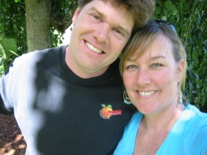 Jana & Paul Lombardi, Owners of 360 Yardware