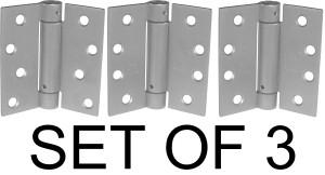 stainless steel self-closing hinge
