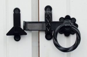 Sliding Gate Latch Hardware
