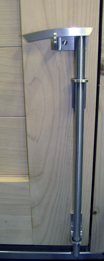 Heavy Duty Cane Bolt For Gates
