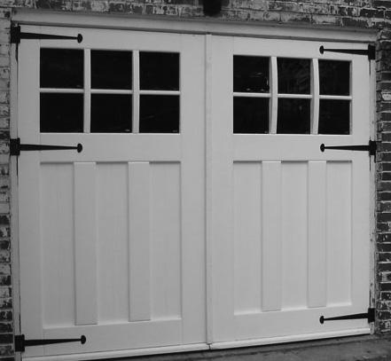 Carriage House Door Hardware