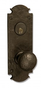 Coastal Bronze Door Hardware