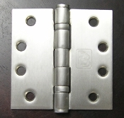 5-inch Heavy Duty Stainless Steel Fence Gate Hinge