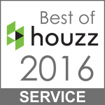 360 Yardware Best of Houzz 2016 for Service