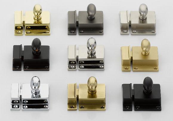 Emtek Cabinet Hardware Finishes: